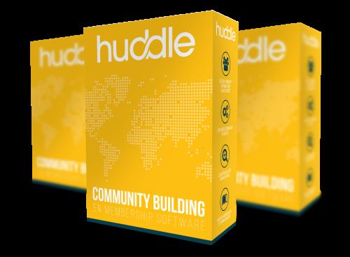 Huddle Community Building