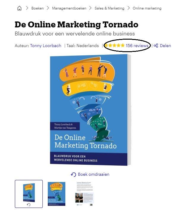 online marketing tornado bol