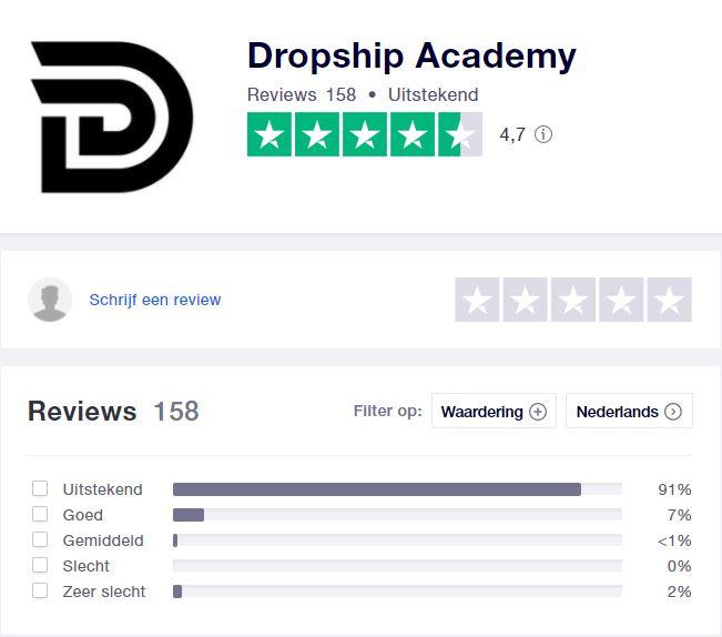 dropship academy 3.0 reviews